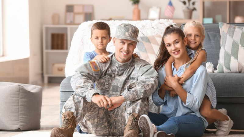 Partner of Military Work Visa